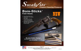 Bore-sticks marketing flyer index